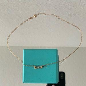 Tiffany Infinity Necklace!
